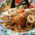 Sicilian Couscous, Trapani style