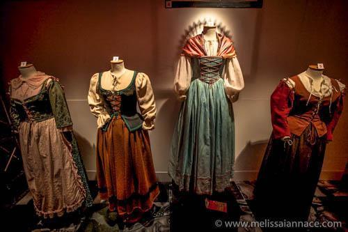 Historisch modemuseum Milaan