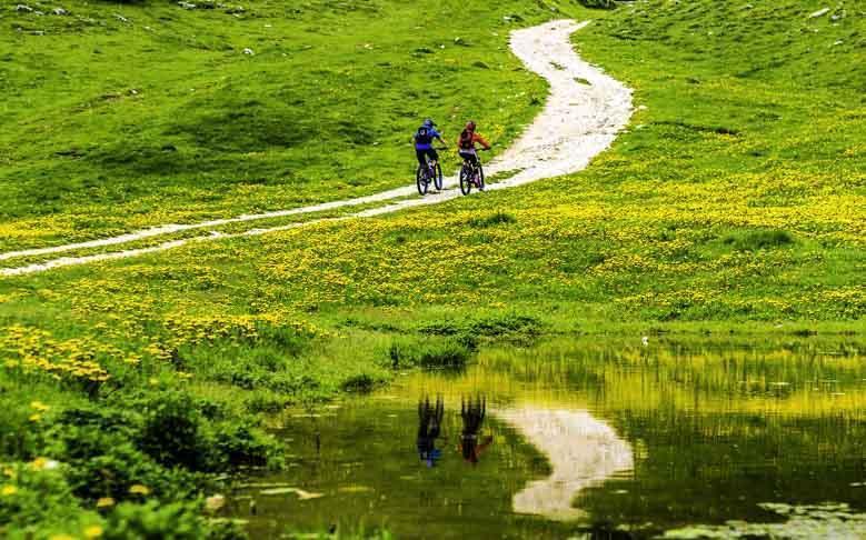 Bike Experience, ontdek noord Italië op twee wielen.
