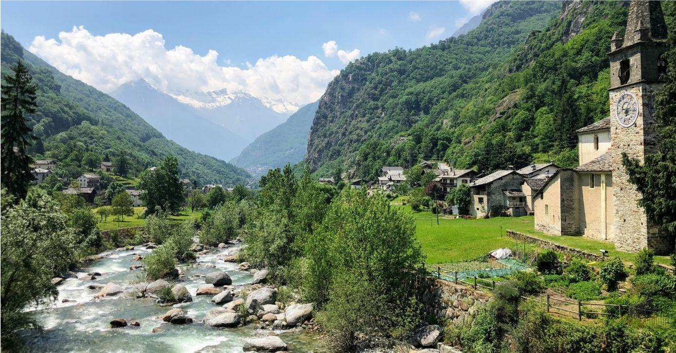 10 beste bestemmingen in de Italiaanse bergen