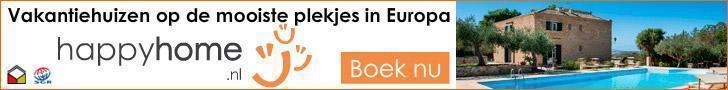 Boek bij Happy Home een prachtige vakantiewoning in Italie tegen een scherpe prijs