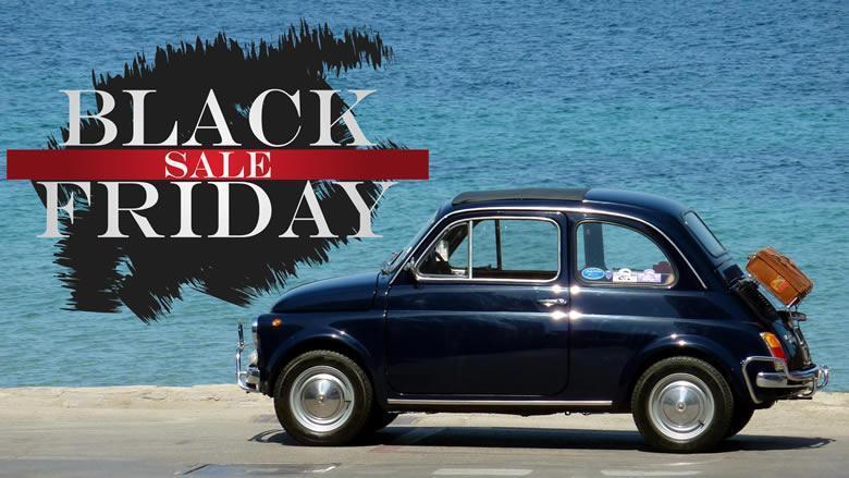 Black Friday Italië reisaanbiedingen en kortingen