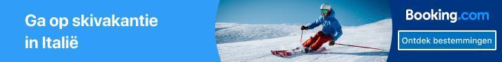 Ga op skivakantie in Italie