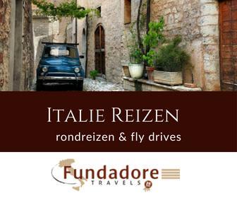 Ontdekk een prachtige selectie reizen naar Italie