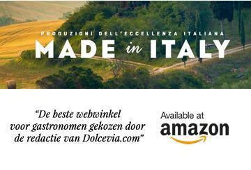 De beste Italiaanse webwinkel via Amazon