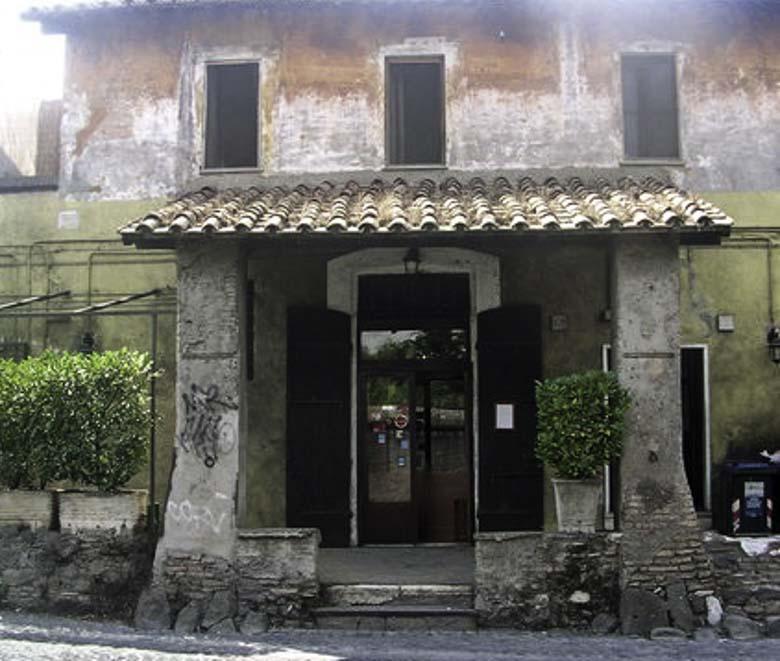 Trattoria Priscilla, typisch romeins eten in een eeuwenoude herberg