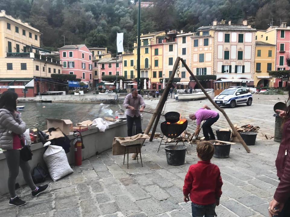 Hoe gaat het met Portofino?