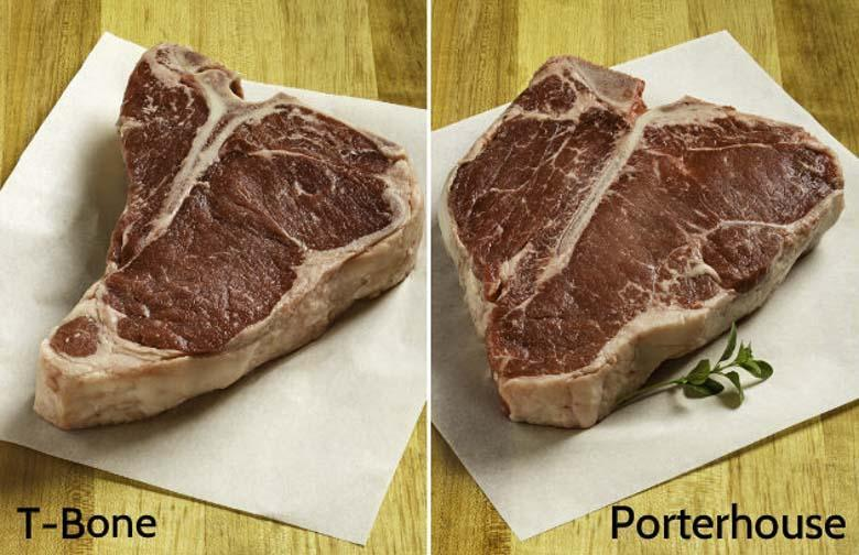 t bone porterhouse collage labeled 630x407