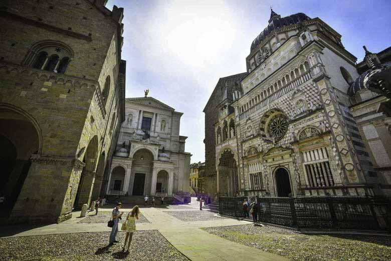 Bergamo, een Italiaans meesterwerk