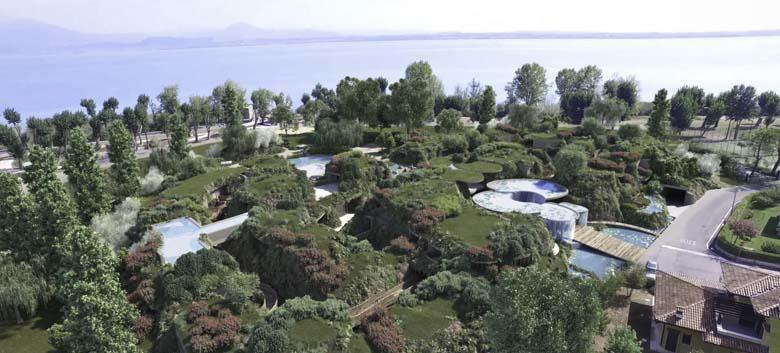 Chillen aan het Gardameer, vakantie voor alleenstaande ouders