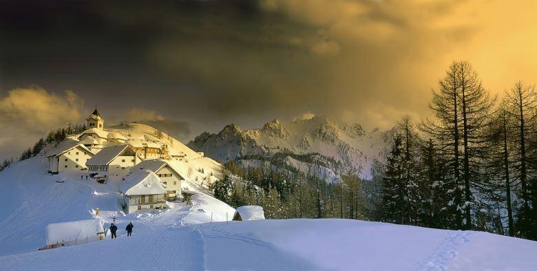 De 5 mooiste sneeuwvakanties in Friuli Venezia Giulia