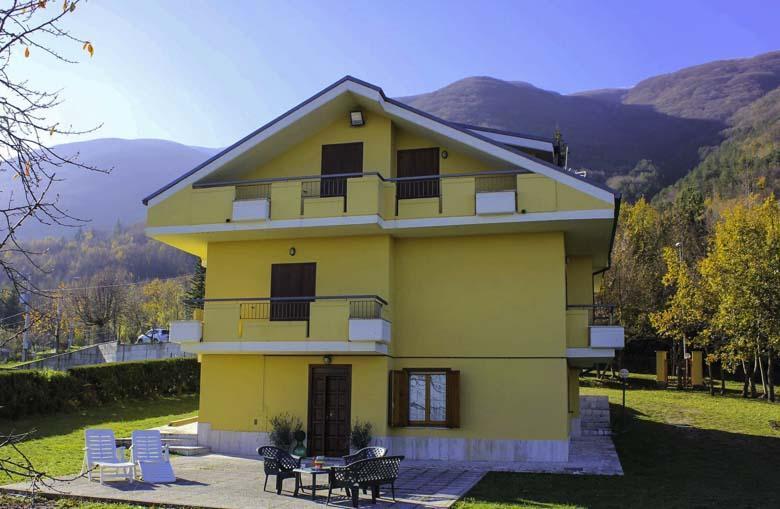Casa Marcuzzo voor natuurliefhebbers, huis te koop of te huur
