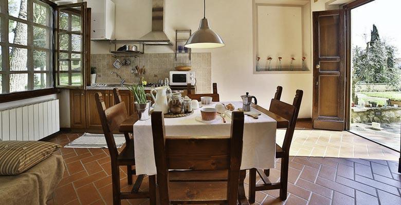 Fattoria Pagnana in Rignano sull Arno bij Florence