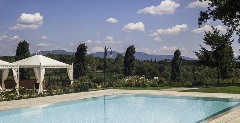 I Grandi di Toscana in het Val di Chiana