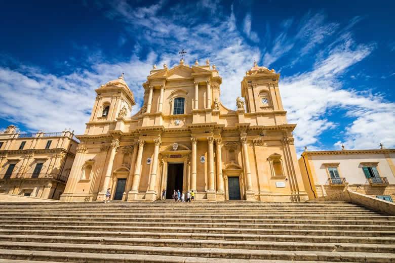 """7-daagse reis Sicilie """"rond Noto"""""""