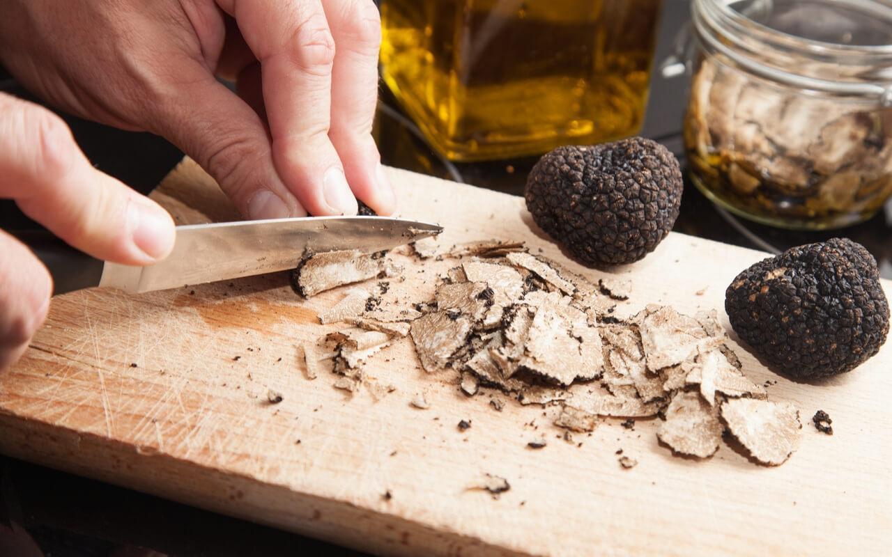 Truffel | Zoektocht naar truffels nabij Norcia in Umbria