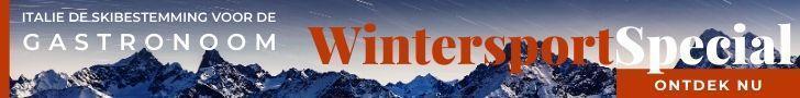 Ontdek Italiaanse wintersportbestemming voor de gastronoom