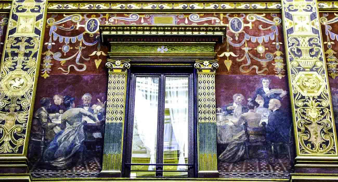 Galleria Sciarra en Villa Sciarra twee bijzondere plekjes in Rome
