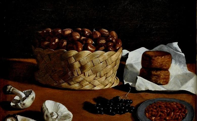 Risotto met kastanjes en kaas uit Piemonte
