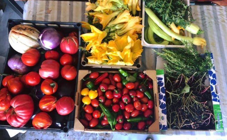 Restaurants met eigen groentetuin in Italie zijn geen zeldzaamheid meer