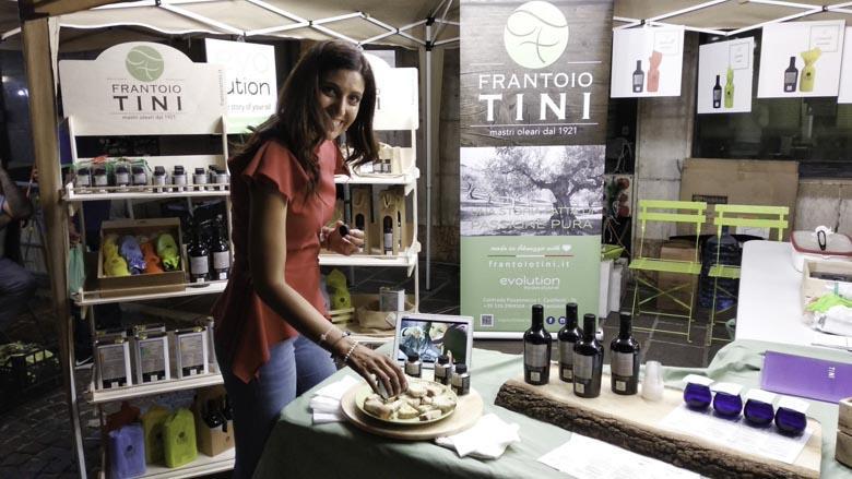 Olio Tini,  pure passie olijfolie van een frantoio in Abruzzo