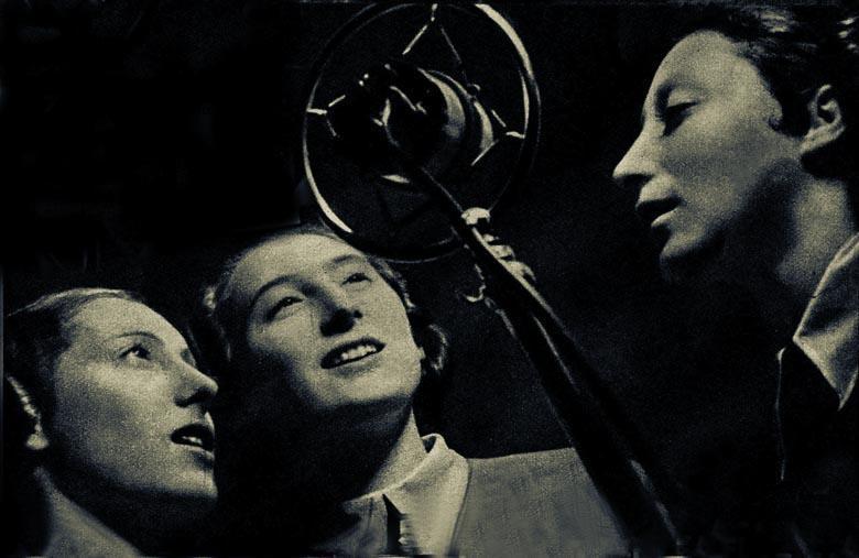 Tulipan | de 3 Haagse zusjes van het Trio Lescano