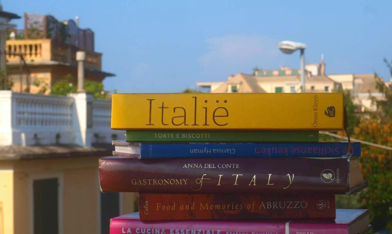 Italie, mijn verhalen en recepten, van Onno Kleyn