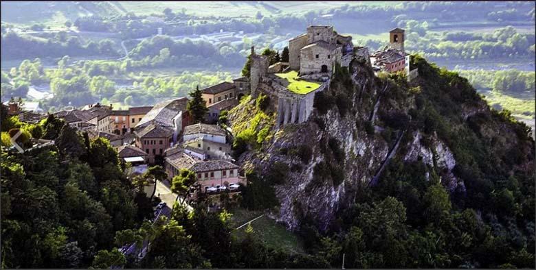 De Romeinen in Romagna en hoe ik de Rubicon overstak