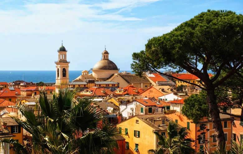 Waarom is Chiavari een van de leukste dorpen aan de Italiaanse Riviera?