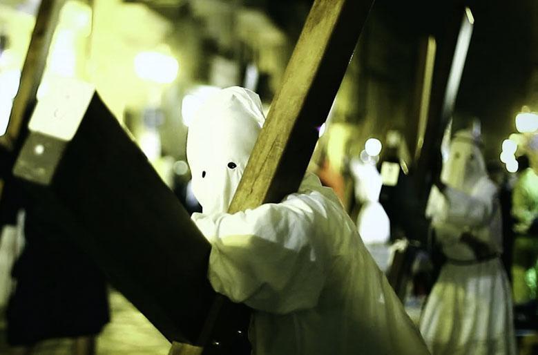 Mystieke processies, Pasen in Francavilla Fontana in Puglia