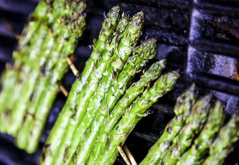 How to Make Grilled Asparagus 780 x 540