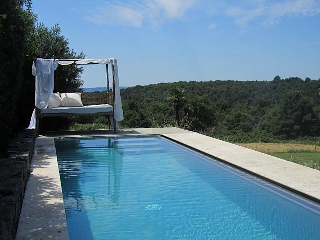 Villa Luma aan het meer van Bracciano
