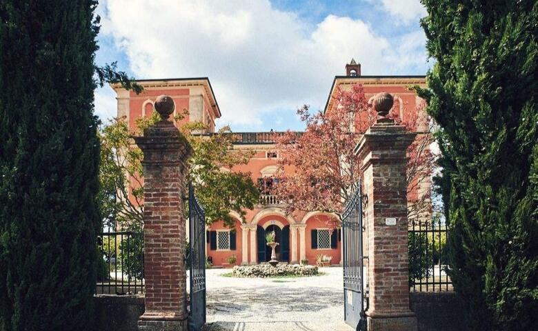 Agriturismo Villa Lena in Toiano regio Toscane