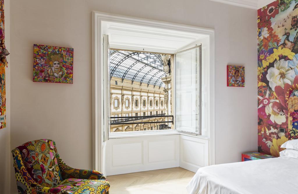 Milaan, logeren tussen kunstwerken in de Galleria Vittorio Emanuele