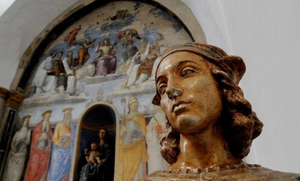 Maart - Tentoonstelling Rafaël in de Quirinale in Rome