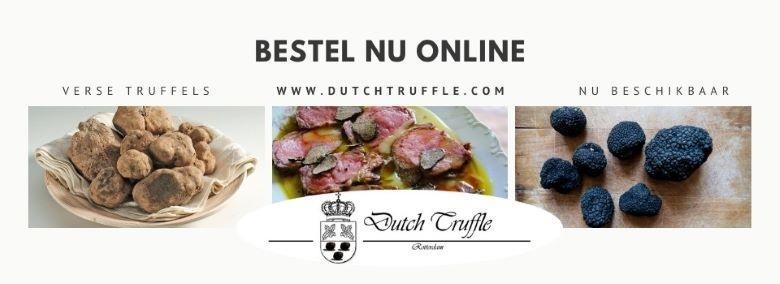 Bestel nu de beste truffels online
