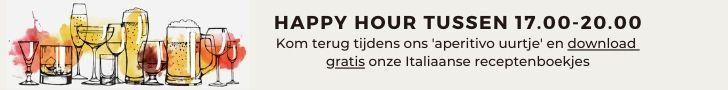 Doe mee met onze Happy Hour