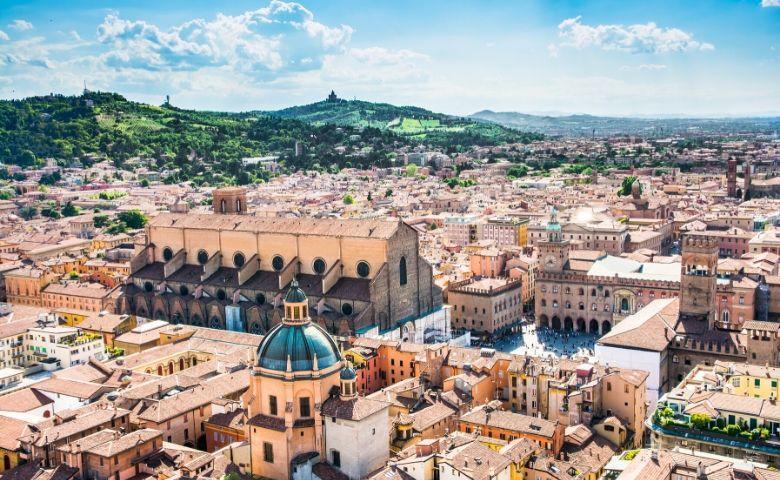 Bologna, top city bestemming met smaak en creativiteit