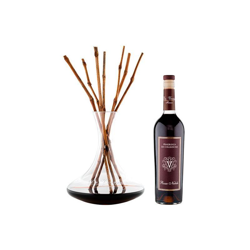Rosso Nobile met Decanter en Bordeaux-fles 750ml