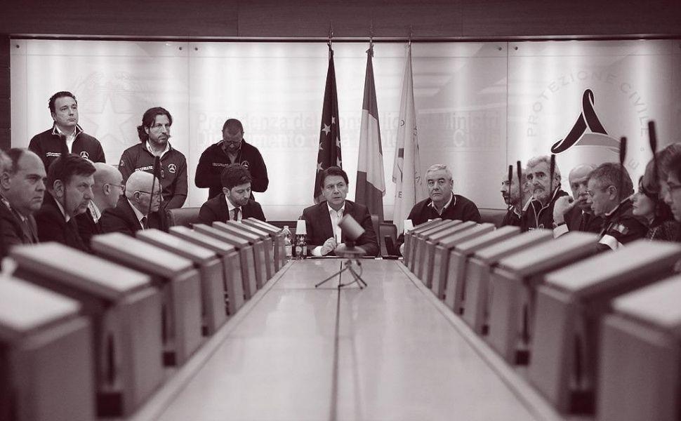 Nieuw Italiaans decreet anti-Covid van kracht