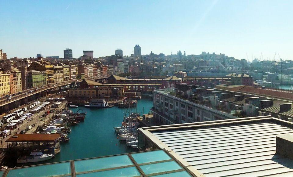 Genuees zeeverhaal - Einde lockdown en Decamerone 2020 - Joeri Pruys