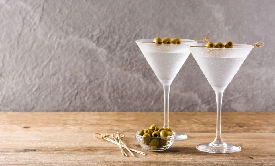 De Montgomery: Hemingways dry martini