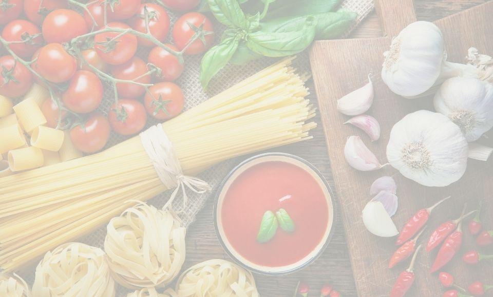 Cannelloni gevuld met radicchio en ricotta