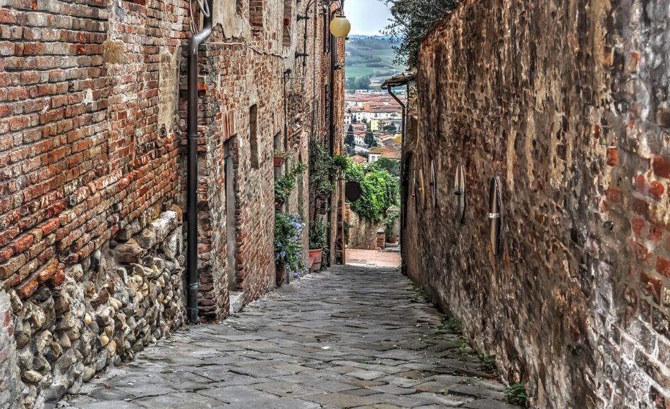 Boccaccio woonde ook in Certaldo - Anja de Vries