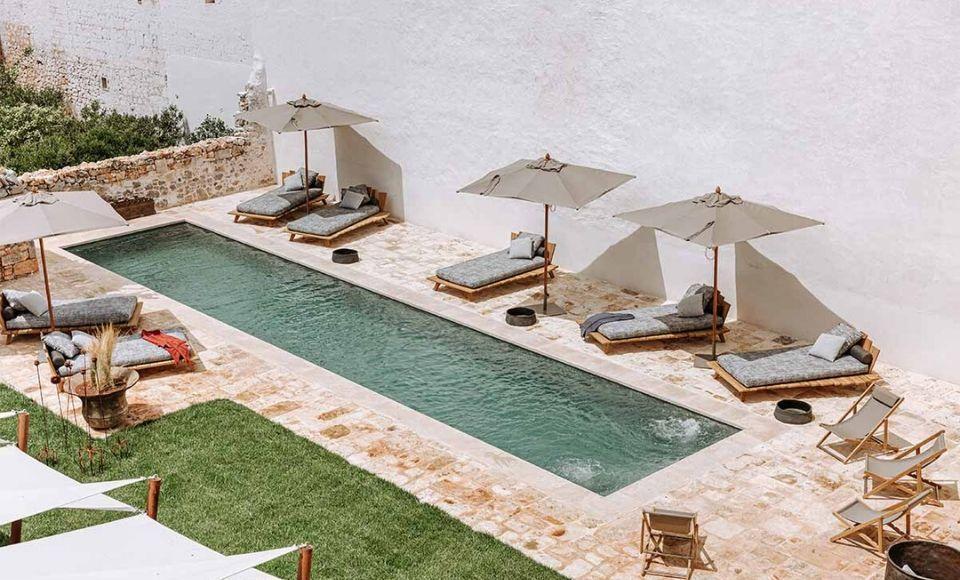 De mooiste nieuwe hotels van 2020 in Italie