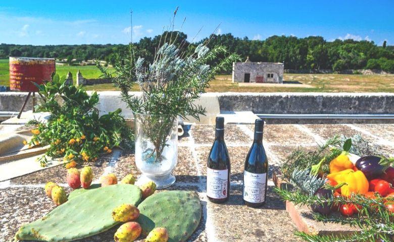 Masseria Cuturi overnachten in simpele luxe in de Salento