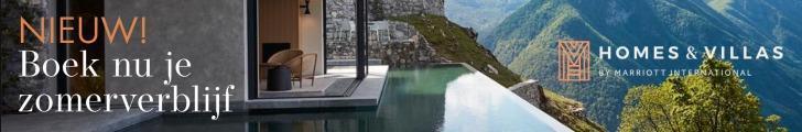 Ontdek de nieuwe luxe Home's & Villa's