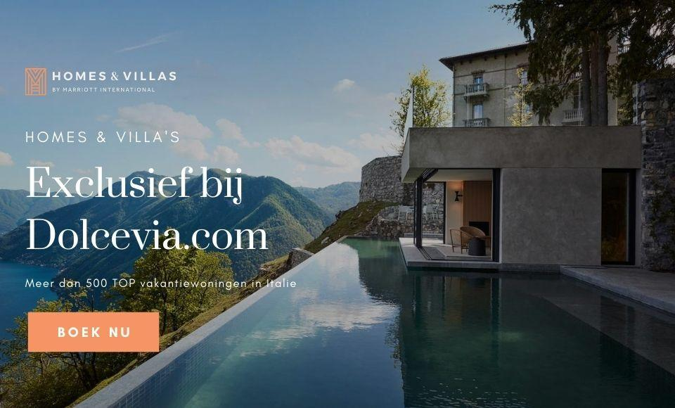 Boek nu de Villa's van Marriot op Dolcevia.com