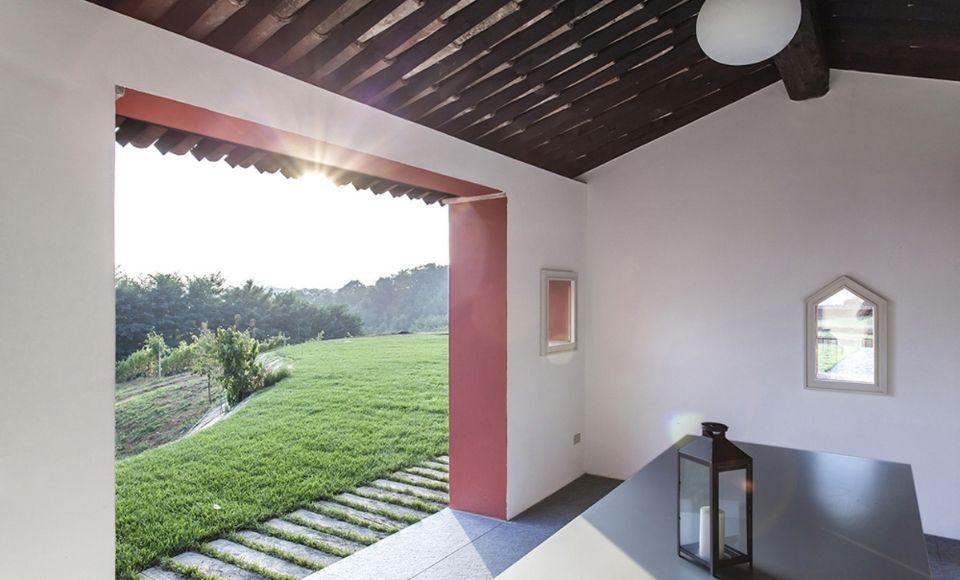 Borgo Merlacino e La Raya