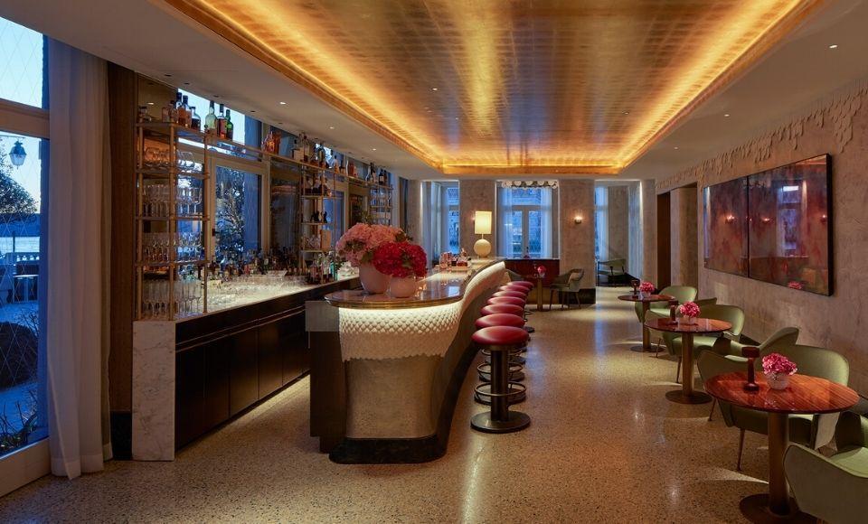 Nieuwe design hotels in Venetië